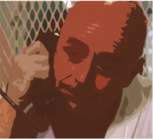 image inmate on phone